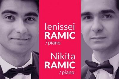 Ienissei et Nikita Ramic à la Salle Molière à Lyon