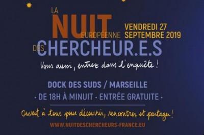 Nuit Européenne des Chercheur.e.s 2019 à Marseille