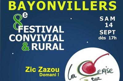 8ème Festival Convivial Et Rural 2019