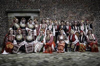 Le Mystère des Voix Bulgares à Auray