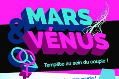 MARS & VENUS Tempête au sein du couple à Perignat les Sarlieve