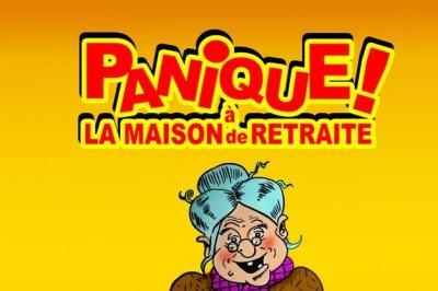Panique à la maison de retraite à Lyon