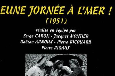 Projection du film « Ene journée à l'mer » en version picarde sous-titrée en français à Doullens