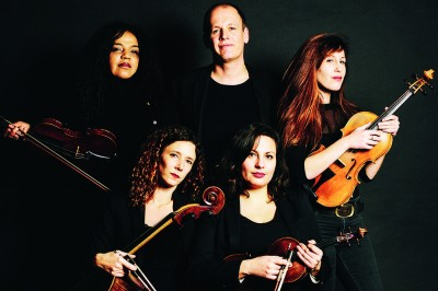 Thibaud Defever & le Well Quartet à Tergnier
