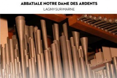 Concert d'orgue à Lagny sur Marne