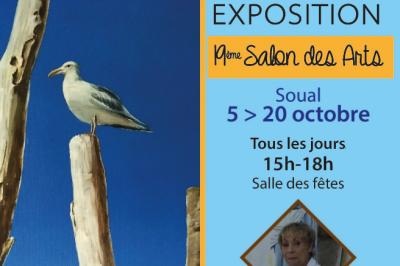 19ème Salon des Arts à Soual
