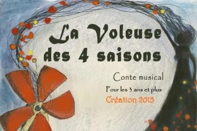 La voleuse des 4 saisons à Dijon