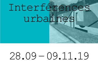 Exposition Interférences urbaines à Paris 18ème