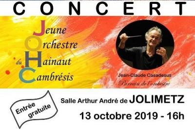 Concert Du Johc à Jolimetz