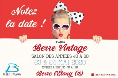 Berre Vintage à Berre l'Etang
