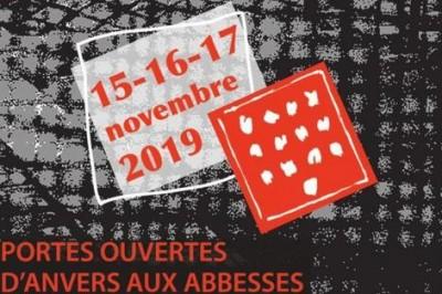 Portes ouvertes d'Anvers aux Abbesses à Paris 18ème
