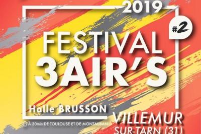 Festival 3 aiR's 2019