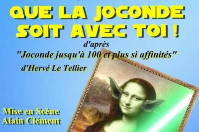 Que la Joconde soit avec toi ! à Nice