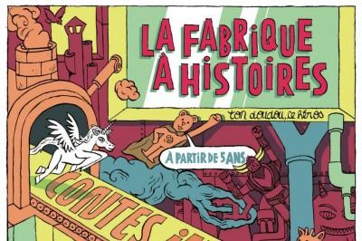 La Fabrique à Histoires à Lyon