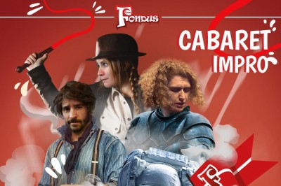 Le Cabaret Impro à Aix en Provence