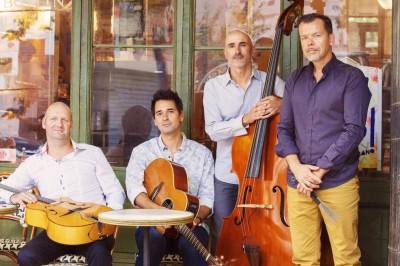 Mystèretrio Quartet à Le Fousseret