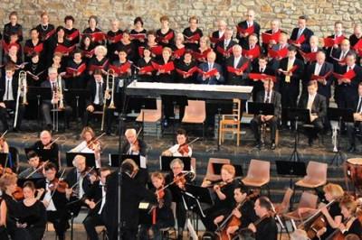 Orchestre Symphonique de Saint-Nazaire & La Schola Cantorum De Nantes à Pornichet