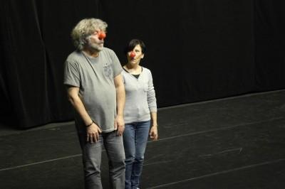 Parcours clownesque : stages de création à Auxerre