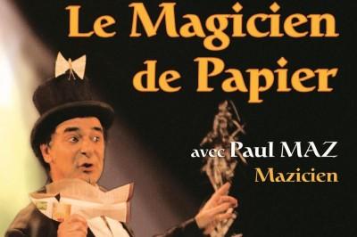 Le Magicien de Papier à Neuilly sur Marne