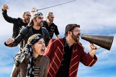 Les Pirates Attaquent à Pornichet