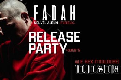 Fadah Release Party Et Guests • Le Rex, Toulouse