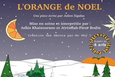 L'orange De Noël De Julien Sigalas à Nimes