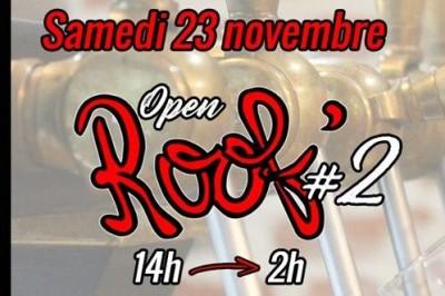 Open Roof#2 / Portes ouvertes de la brasserie La Roof à Foucheres