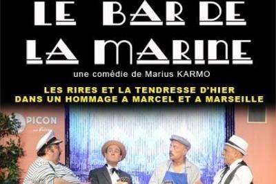 Le bar de la marine à Perpignan
