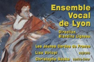 Concert Vivaldi Pergolèse à Lyon