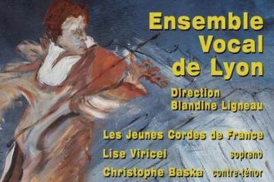 Concert Vivaldi Pergolèse à Bron