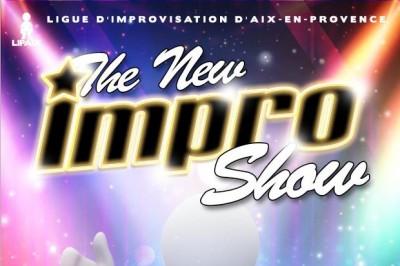 The New Impro Show à Aix en Provence