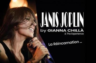 Janis Joplin By Gianna Chilla & Loris Band à Pagney Derriere Barine