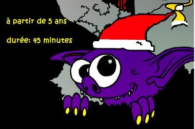 Monstrueux Noël à Nantes