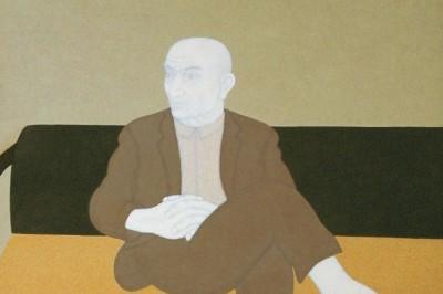 Jacques Aslanian, peintre sculpteur ou le regard qui interroge à Arcueil