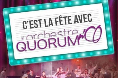 C'est la fête avec Quorum à Saint Chamond