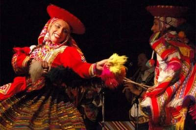 Concert des Andes et d'Amérique Latine à Quincy Sous Senart