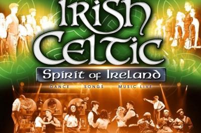 Irish Celtic Spirit of Ireland à Tourcoing