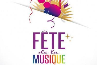 Fête de la musique par l'asso La Bassine à Barraux