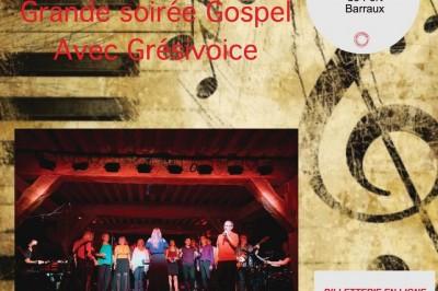 Grande soirée Gospel à Barraux