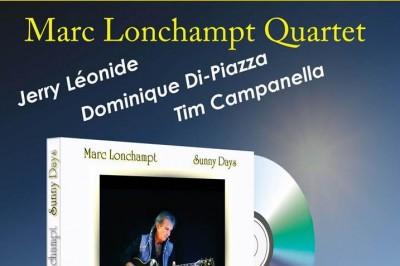 Marc Lonchampt Quartet à Montargis