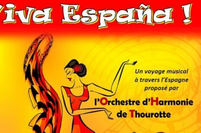 "Concert ""Viva España !"" à Thourotte"