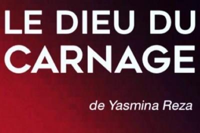 Le Dieu du Carnage à Cannes la Bocca