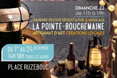 Noël des créateurs à La Pointe - Bouchemaine