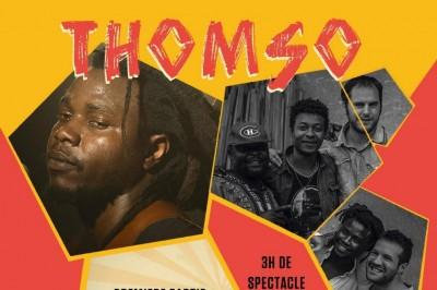 Concert Afro-Reggae & Dub à Chazelles sur Lyon