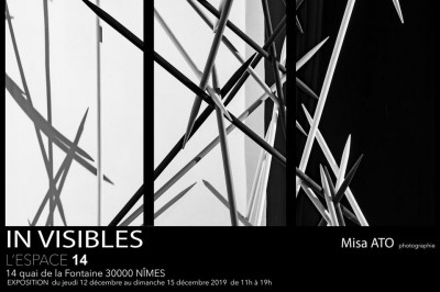 Exposition Photo  In Visibles à Nimes