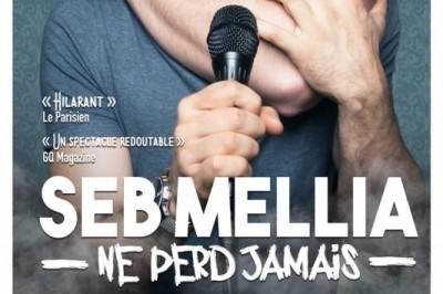 Seb Mellia à Nantes