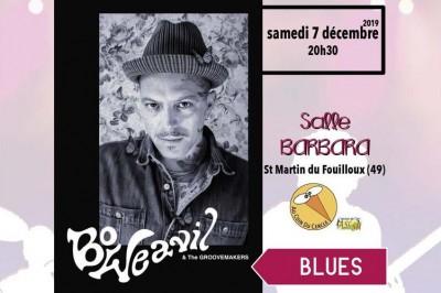 Bo Weavil & The Groovemakers à Saint Martin du Fouilloux