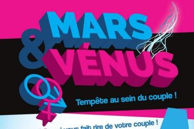 Mars & Venus Tempête Au Sein Du Couple à Genlis