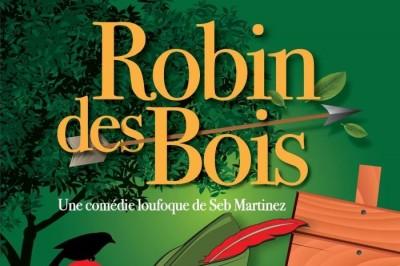 Robin des bois à Orléans