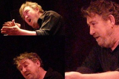 Philippe Forcioli spectacle chansons et textes à Grenoble